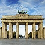 Berlin Brandenburger Tor photo